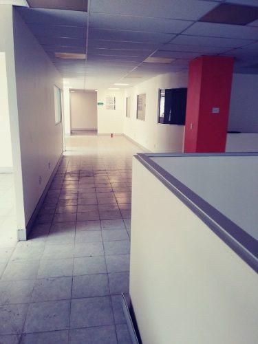 excelente oficina en renta de 1000 m2 en san esteban naucalpan