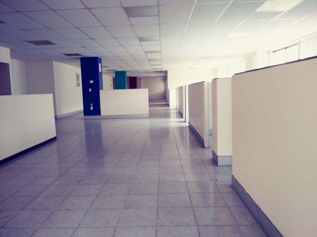 excelente oficina en renta de 1003 m2 en san esteban naucalpan. pb.
