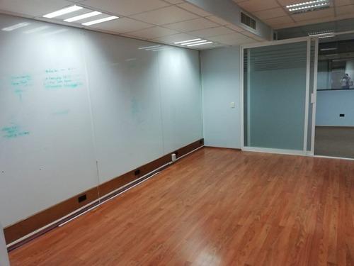 excelente oficina en renta de 110 m2 en santa fe