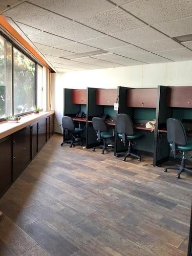excelente oficina en renta de 124 m2 en colonia juarez.