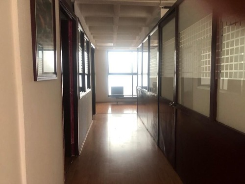 excelente oficina en renta de 125 m2 en roma sur