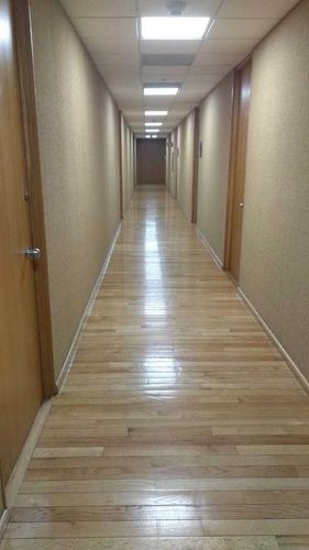 excelente oficina en renta de 126 m2 en lomas de chapultepec.