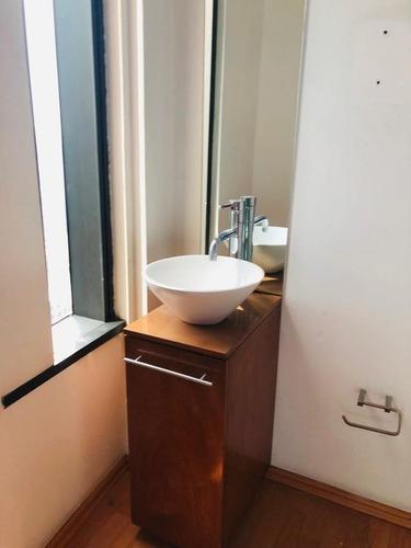 excelente oficina en renta de 140 m2.  p14