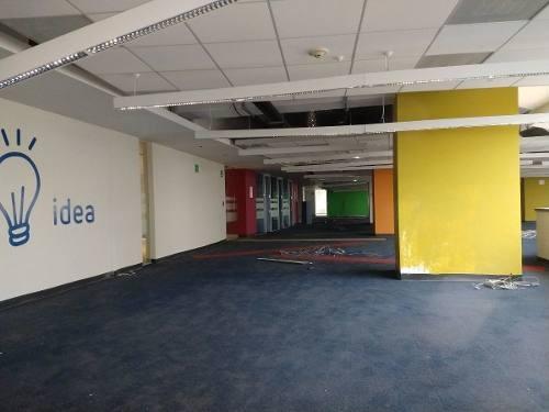 excelente oficina en renta de 1400 m2 en colonia juarez.