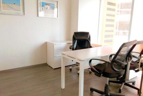 excelente oficina en renta de 141 m2 en santa fe