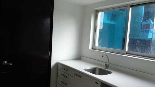 excelente oficina en renta de 147 m2 en colonia escandon.
