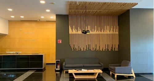 excelente oficina en renta de 1647 m2 en santa fé.