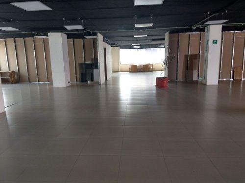 excelente oficina en renta de 1800 m2 en colonia napoles
