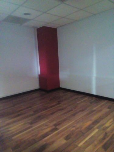 excelente oficina en renta de 196 m2 en anzures.