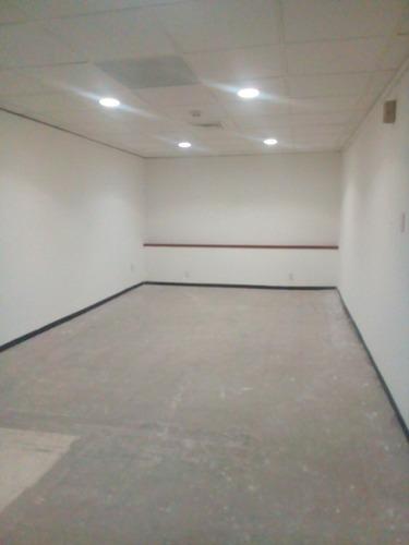 excelente oficina en renta de 248 m2 en anzures.