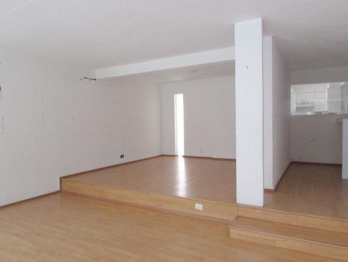 excelente oficina en renta de 250 m2 en polanco