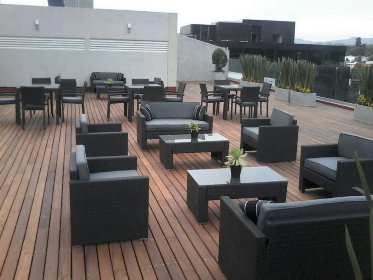 excelente oficina en renta de 303 m2 en lomas de chapultepec.
