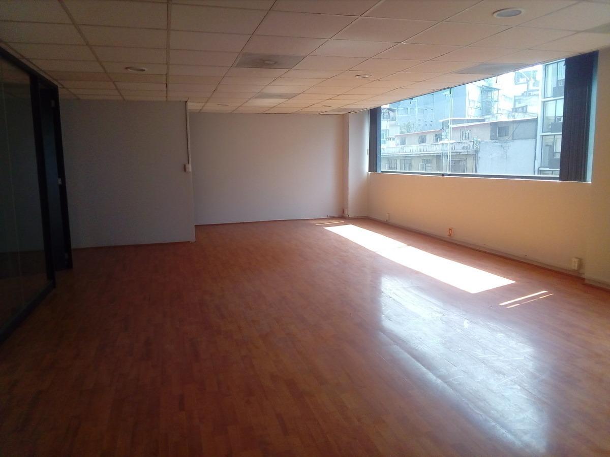 excelente oficina en renta de 308 m2 en anzures.