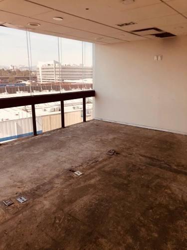 excelente oficina en renta de 312 m2 en lomas de sotelo