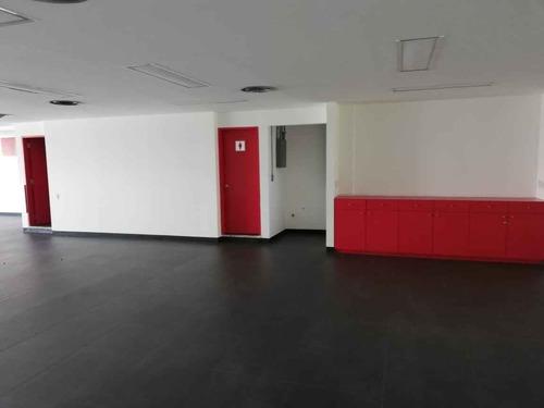 excelente oficina en renta de 320m2 en colonia cuauhtémoc