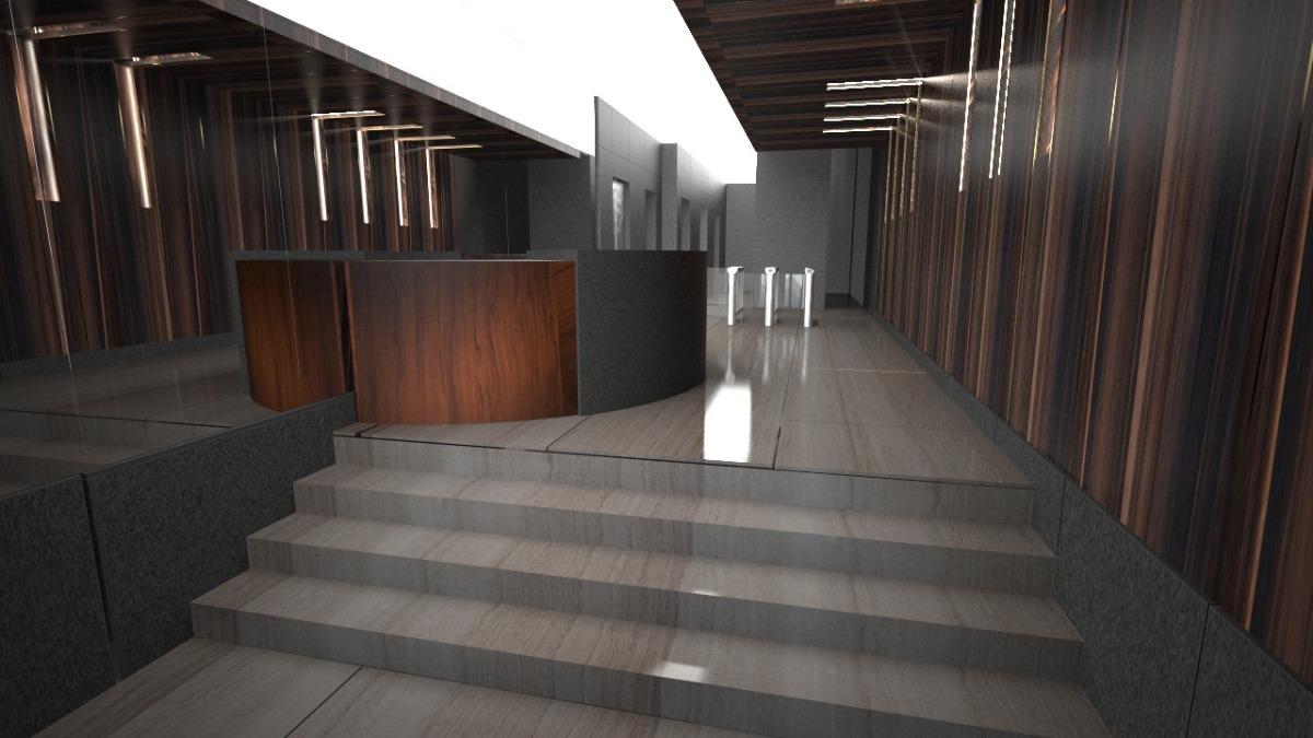 excelente oficina en renta de 340 m2 en colonia del valle