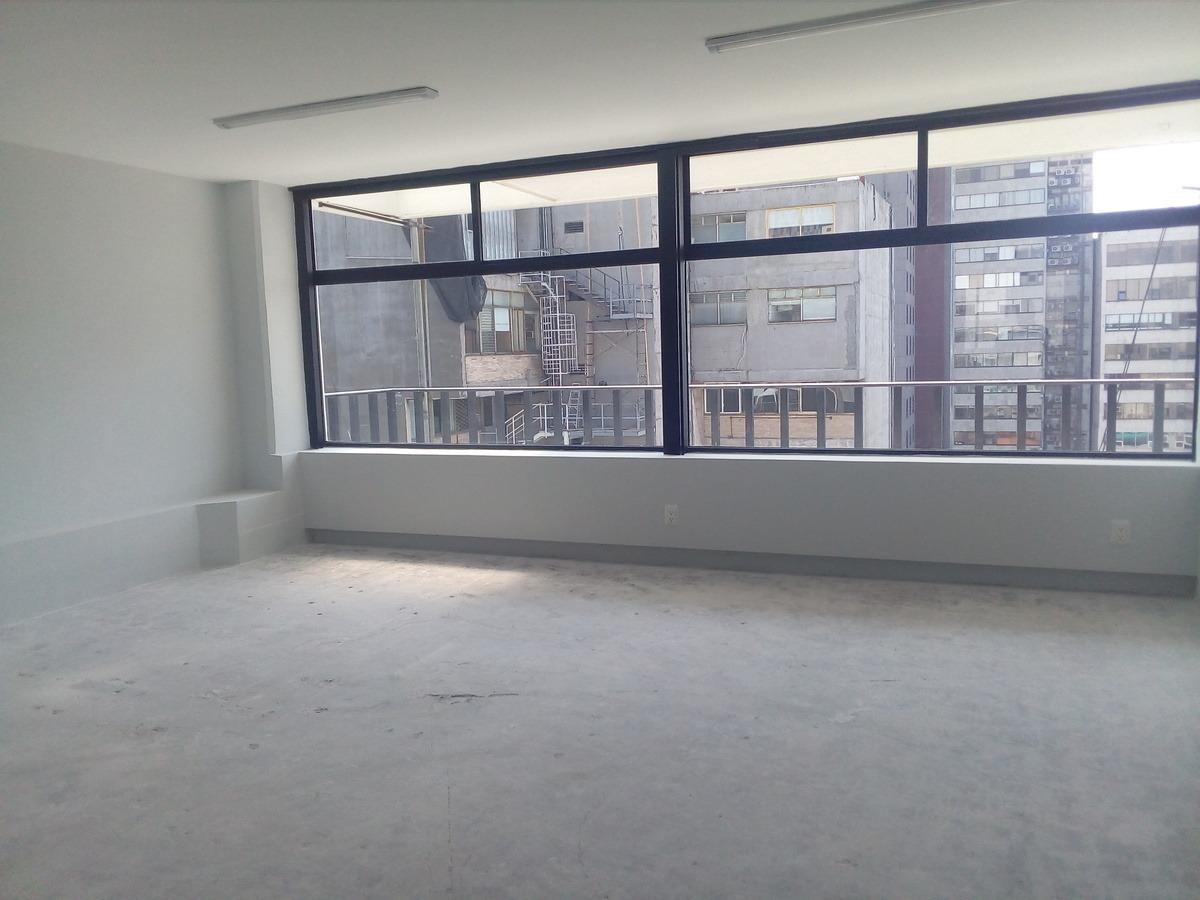 excelente oficina en renta de 350 m2 en anzures.