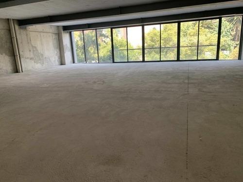 excelente oficina en renta de 360 m2 en colonia del valle