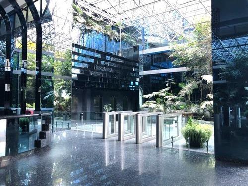 excelente oficina en renta de 393 m2 en jardines del pedregal.