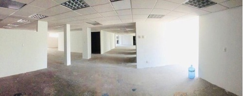 excelente oficina en renta de 400 m2 en atlamaya