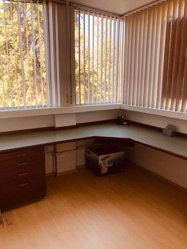 excelente oficina en renta de 45 m2 en coapa.