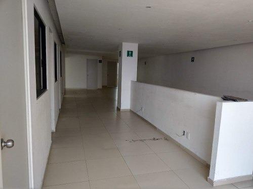 excelente oficina en renta de 450 m2 en colonia napoles
