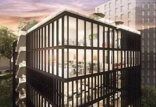 excelente oficina en renta de 508 m2 en paseo de las lomas
