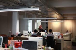 excelente oficina en renta de 525 m2 en colonia  roma norte.