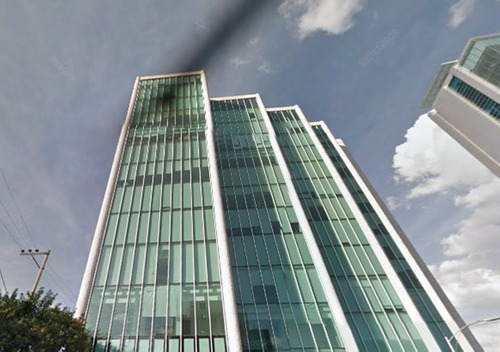 excelente oficina en renta de 620 m2 en corporativo revolución.