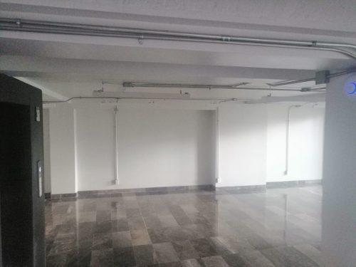 excelente oficina en renta de 62m2 en colonia  roma norte.