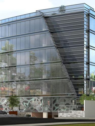 excelente oficina en renta de 742 m2 en montes urales.