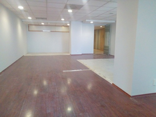 excelente oficina en renta de 83 m2 en anzures.