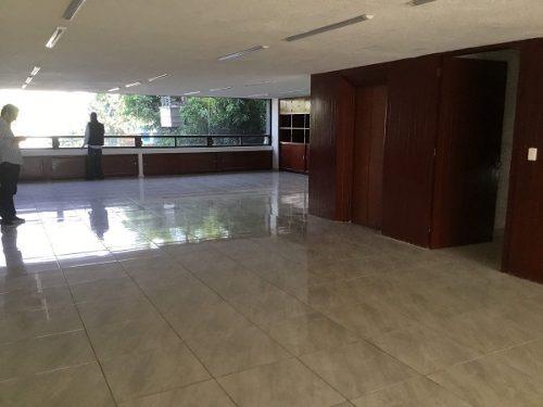 excelente oficina en renta de 840 m2 en letran valle