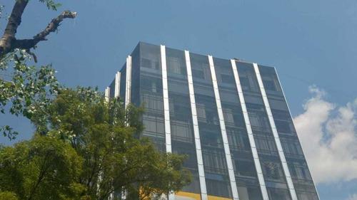 excelente oficina en renta de 907 m2 en roma sur. p12