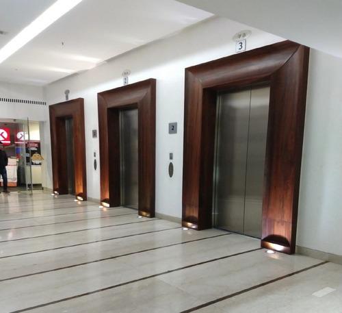 excelente oficina en renta de 924 m2 en santa fe.