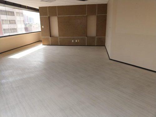 excelente oficina en renta desde 150 m2 en colonia napoles