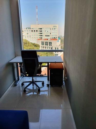 excelente oficina en renta, infinity santa fe.