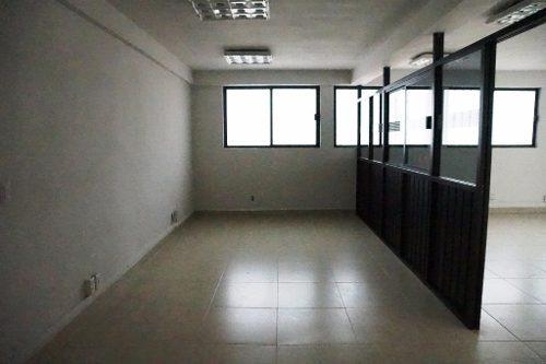 excelente oficina en renta muy céntrica en colonia viaducto piedad - on2-24