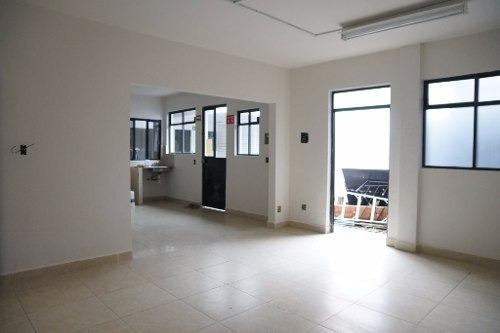 excelente oficina en renta muy céntrica en colonia viaducto piedad - onpb09