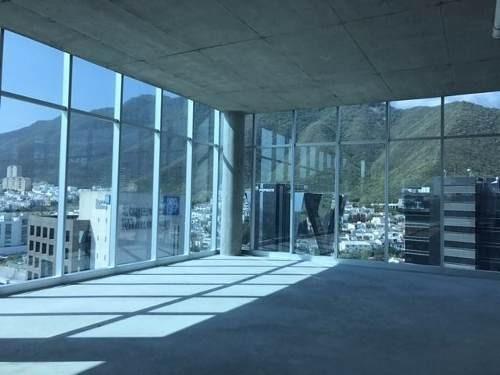 excelente oficina en renta -torre cinco - valle oriente- san pedro, nl