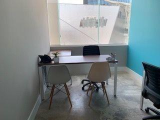 excelente oficina equipada en renta para 4-8 personas en toreo.