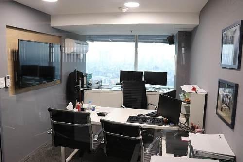 excelente oficina torre wtc de 256 m2