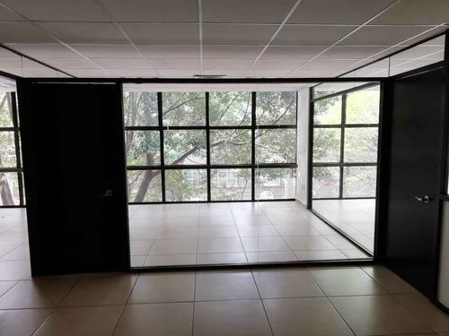 excelente ofina en renta de 320m2 en colonia cuauhtémoc