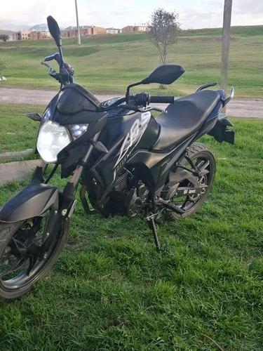 excelente oportunidad de comprar moto marca akt  cr5 180.