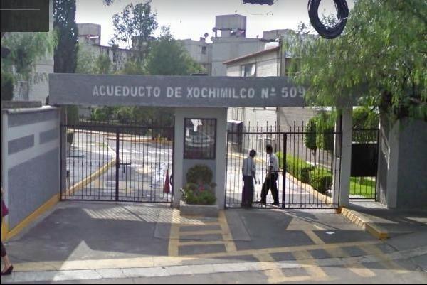 excelente oportunidad de inversion depto en acueducto de xochimilco 5099