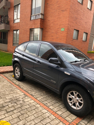 excelente oportunidad ssang yong turbo diesel