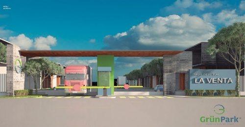 excelente oportunidad terrenos en parque industrial