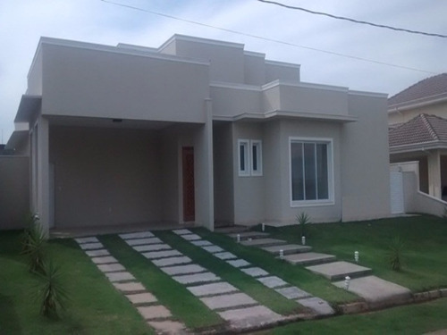 excelente oportunidade casa para venda condomínio fazenda palmeiras imperiais, salto sp - cd-026 - 3120711