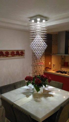 excelente oportunidade, linda casa com 2 dormitórios à venda, 97 m² - jardim coimbra - são paulo/sp - ca0395