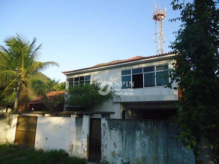 excelente oportunidade na entrada de itacoatiara casa com 4 quartos, terreno 360m² - ca0323
